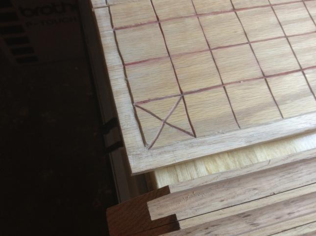 wood dowel jig